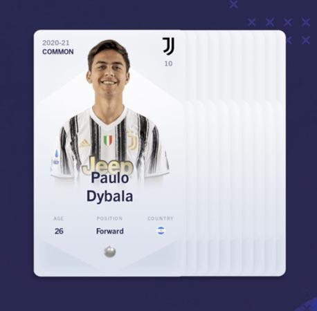 Ficha común Dybala