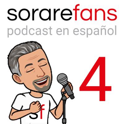 Podcast en español de Sorare Fans. Capítulo 4